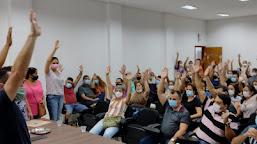 Durante Assembleia, servidores do Igesac decidem apoiar proposta do governo de incorporá-los à Sesacre