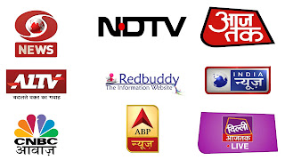 List of Top Hindi News Channel In India