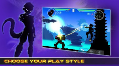 Shadow Battle Apk v1.4.6 (Mod Money)
