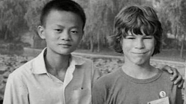 Mengingat Keluarga Morley Penunjang Kesuksesan Jack Ma