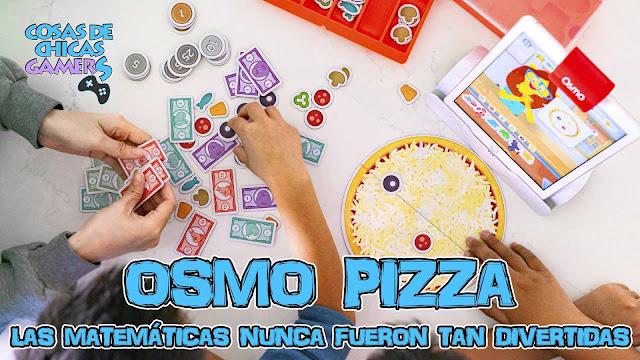 Osmo Pizza -Matemáticas divertidas