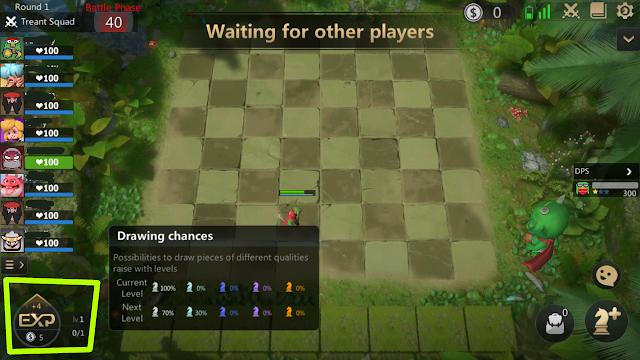 [Tips Pemula] 10 Dasar Yang Harus Diketahui Saat Bermain Auot Chess mobile