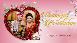 Free Template Power Point Undangan Pernikahan ke 11