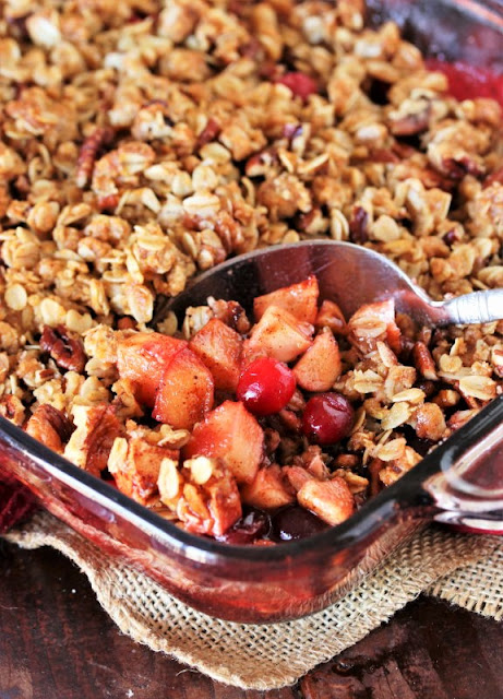 Cranberry Apple Crunch Image