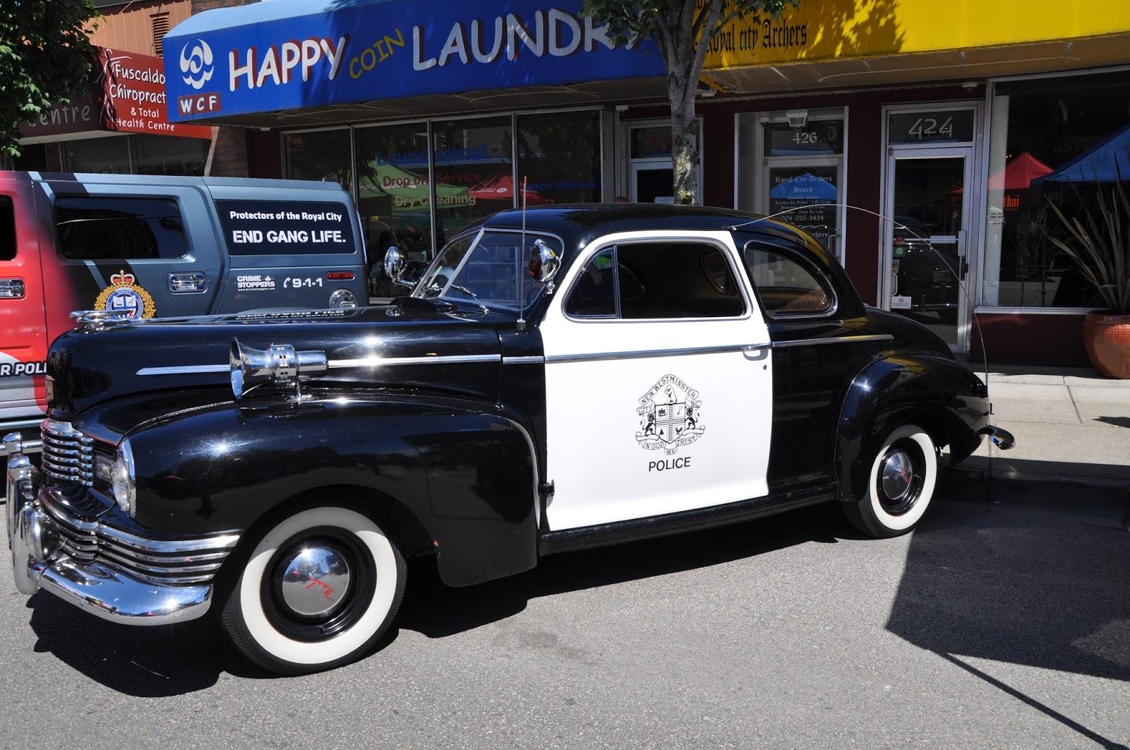 Orbis Catholicus Secundus: 1947 Nash Ambassador Brougham Coupe ...