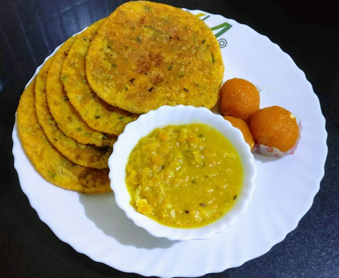 MASALA KACHORI RECIPE