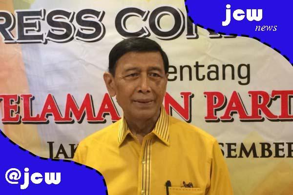 [BREAKING] Wiranto Mundur dari Partai Hanura