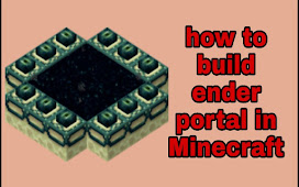 how to build ender portal