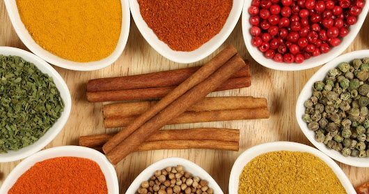 Spices for Depression