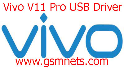 Vivo V11 Pro USB Driver Download - Gsm Network Mobile Solution