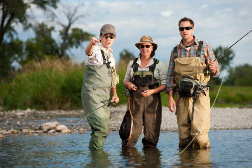 Fishing Guides – Do You Really Need One?