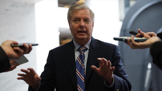 Senadores republicanos proponen sanciones contra China por COVID-19