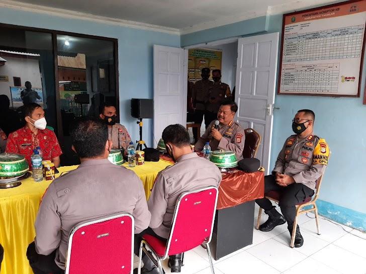 Dirbinmas Polda Sulsel Apresiasi Pembangunan Balla Ewako di Takalar