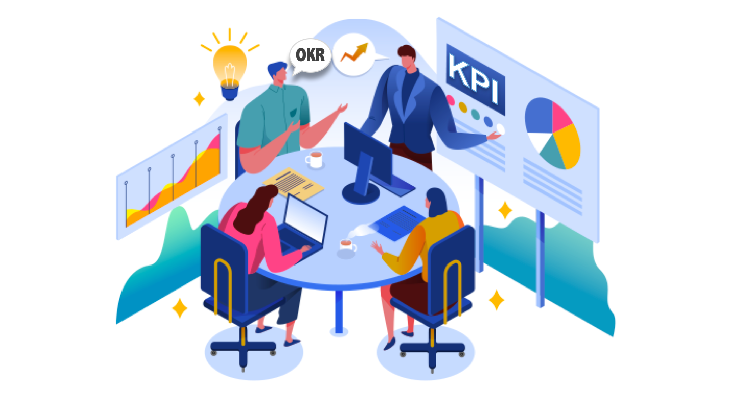 KPI無用論?揭開OKR的神秘面紗