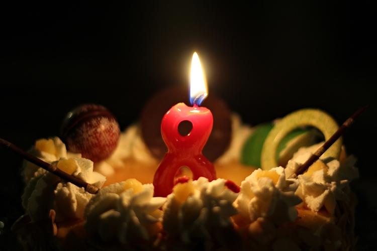 Octavo aniversario