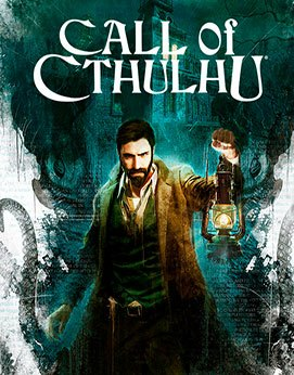 Call Of Cthulhu Jogos Torrent Download capa