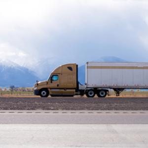 Truck filing Form 2290