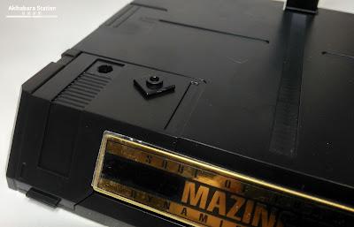 Soul of Chogokin Mazinger Z GX-70