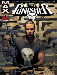 The Punisher: Frank Castle MAX Comic