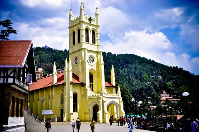 Shimla - Destinations in India for Women Solo Travelers