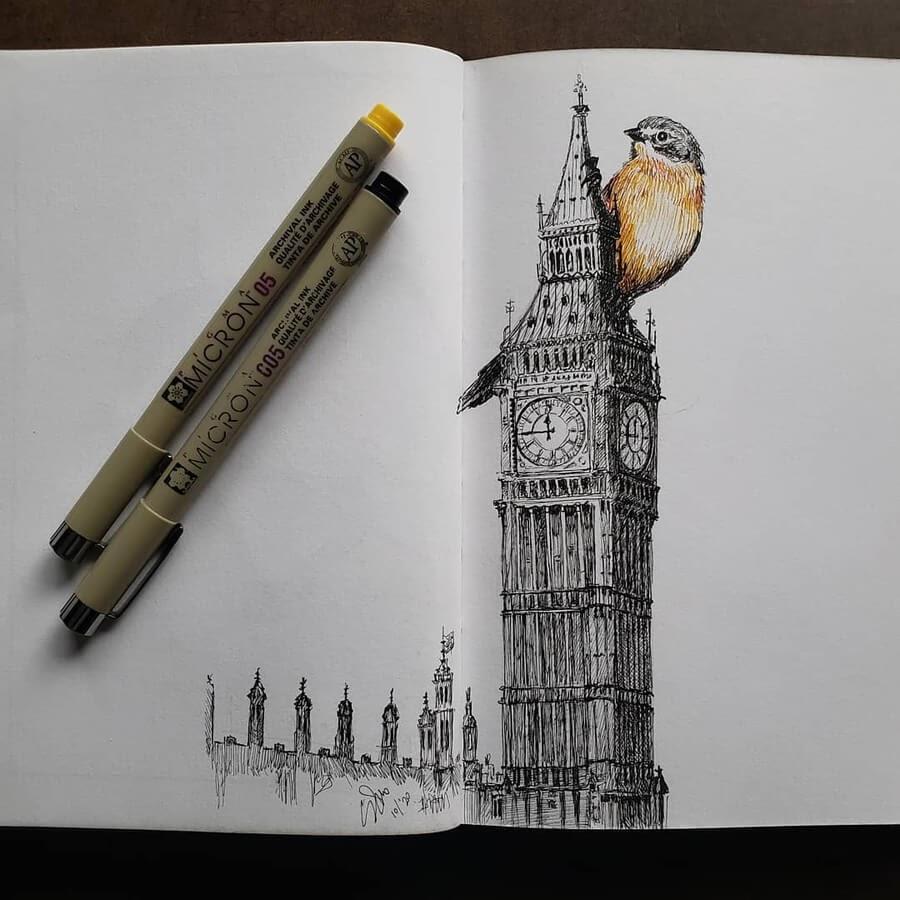 12-Big-Ben-London-Andy-Saputo-www-designstack-co