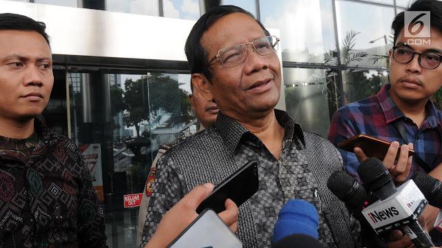 Mahfud MD Singgung soal SBY yang Dulu Banyak Dihina