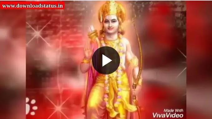 Best 2022 New Ram Navami Wishes WhatsApp Status Video Download free