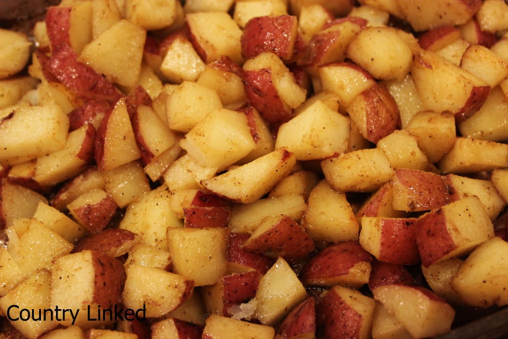 Tales Of A Kansas Farm Mom W4dw Country Barbecue Potatoes