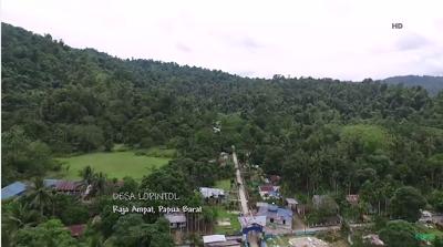 Kampung Lopintol Papua