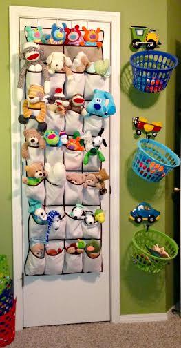 Sugestões para organizar o quarto das crianças