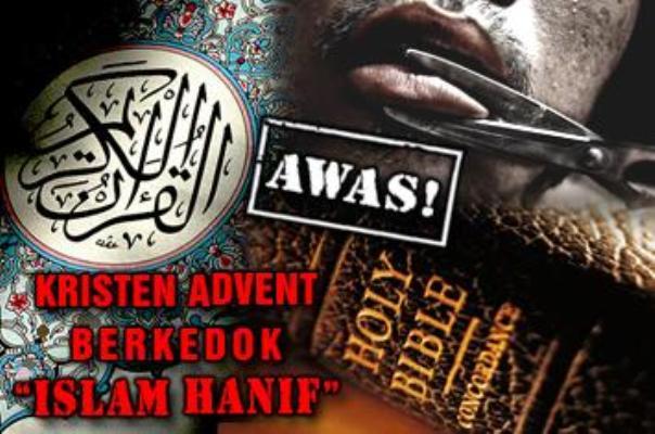 Waspadalah Dengan Islam Palsu Buatan Kristen Advent! Ini Ciri-Cirinya