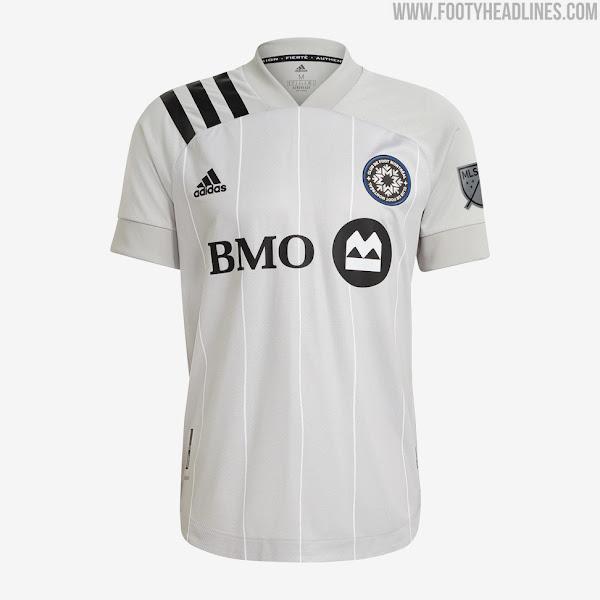 CF Montréal 2021 Away Kit Released - Footy Headlines