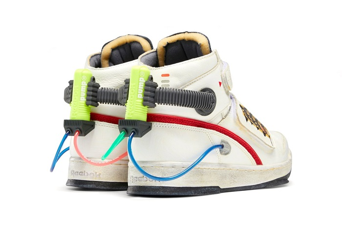 Ghostbusters Reebok Shoes Proton Pack Tubes Can Be Removed