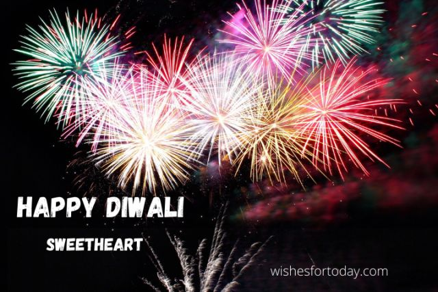 Happy Diwali Pictures for Sweetheart