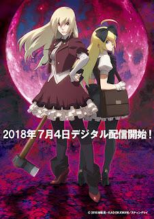 """Confirmada fecha de estreno para el anime """"Calamity of the Zombie Girl"""""""