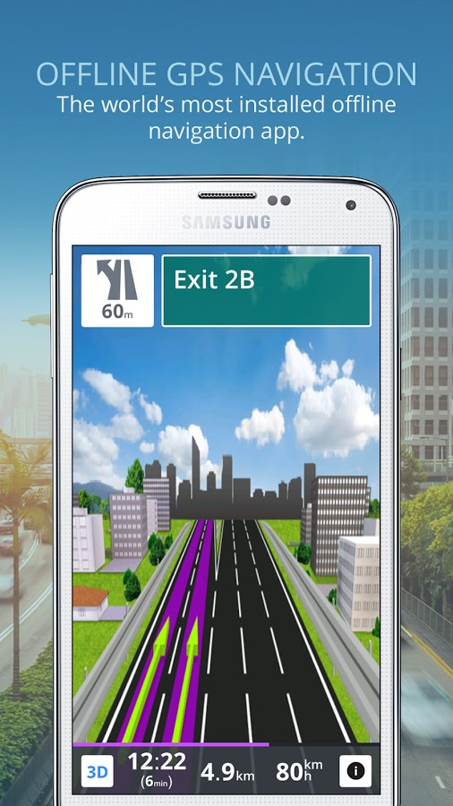 Sygic: GPS Navigation v15.4.4 FULL