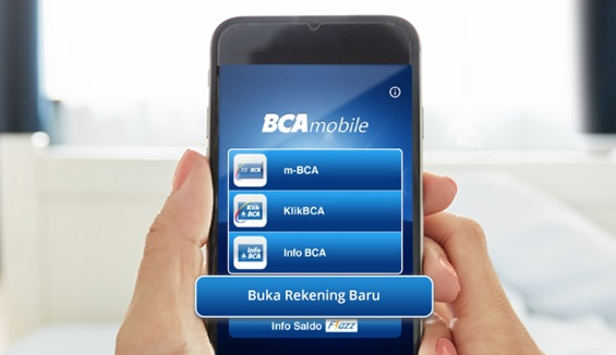 Cara Melihat Pemberitahuan Transaksi di BCA Mobile