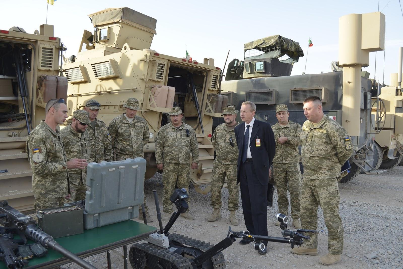 Україна вивела з Афганістану всіх миротворців