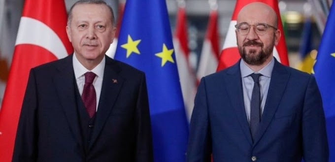 Σαρλ Μισέλ προς Ερντογάν: Η Τουρκία να σταματήσει τις δραστηριότητες που αυξάνουν τις εντάσεις