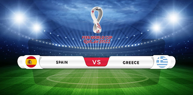 Spain vs Greece Prediction & Match Preview