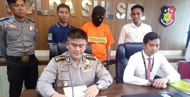 Sebar Link Porno Bocah-Perempuan, Mahasiswa di Makassar Ditangkap