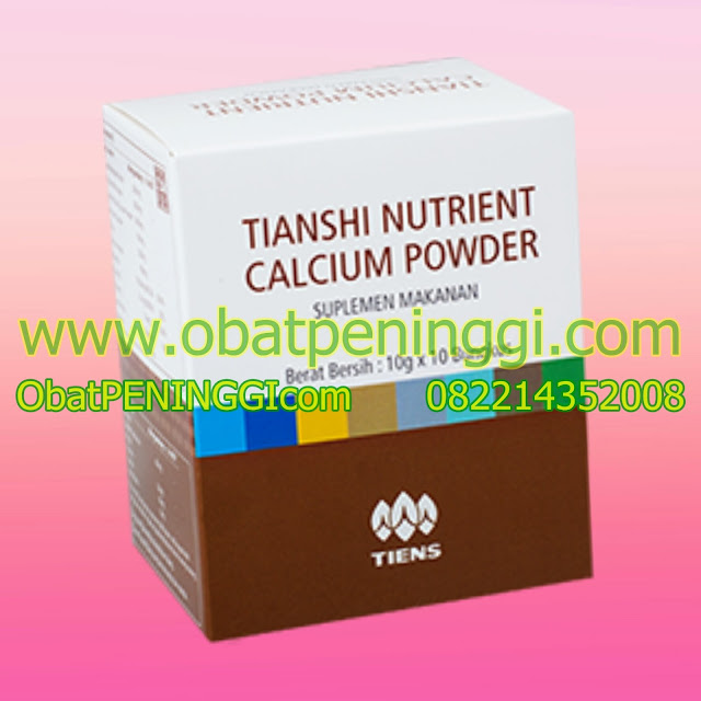 TIANSHI NUTRIENT CALCIUM POWDER TIENS