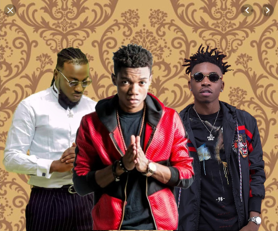 Download Music Mp3:- Kidi Ft Mayorkun, And Peruzzi – Cinderella