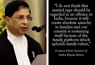 CJI Deepak Mishra on Marital Rapes