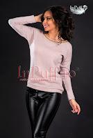 Bluza dama crem-roze (MBG)