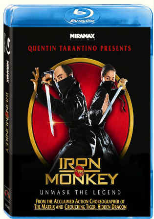 Iron Monkey 1993 BRRip 650Mb Hindi Dual Audio 720p Watch Online Full Movie Download bolly4u