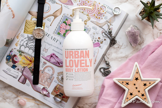 ONSAEMEEIN Urban Lovely Body Lotion отзыв