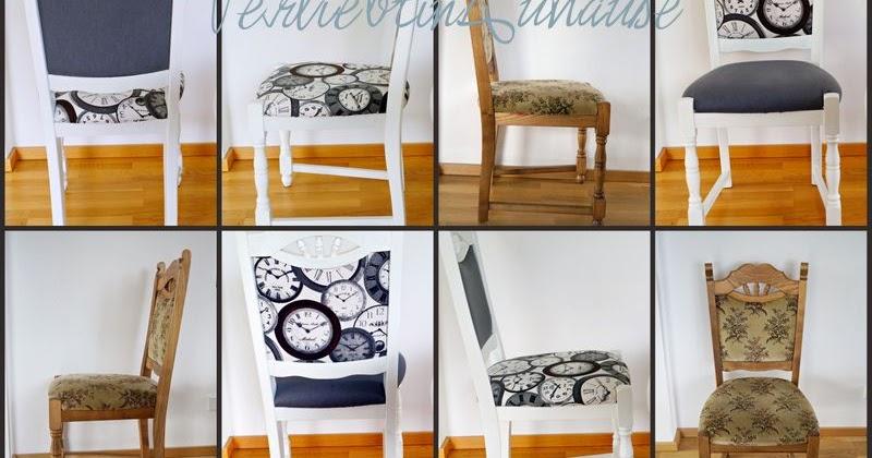 verliebt in zuhause alte st hle aufpeppen und neu gestalten. Black Bedroom Furniture Sets. Home Design Ideas