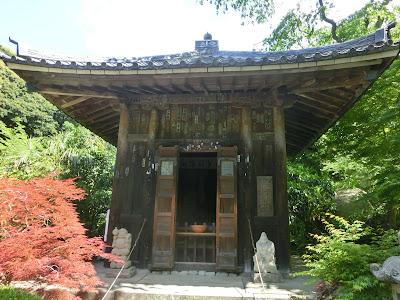 瑞泉寺地蔵堂