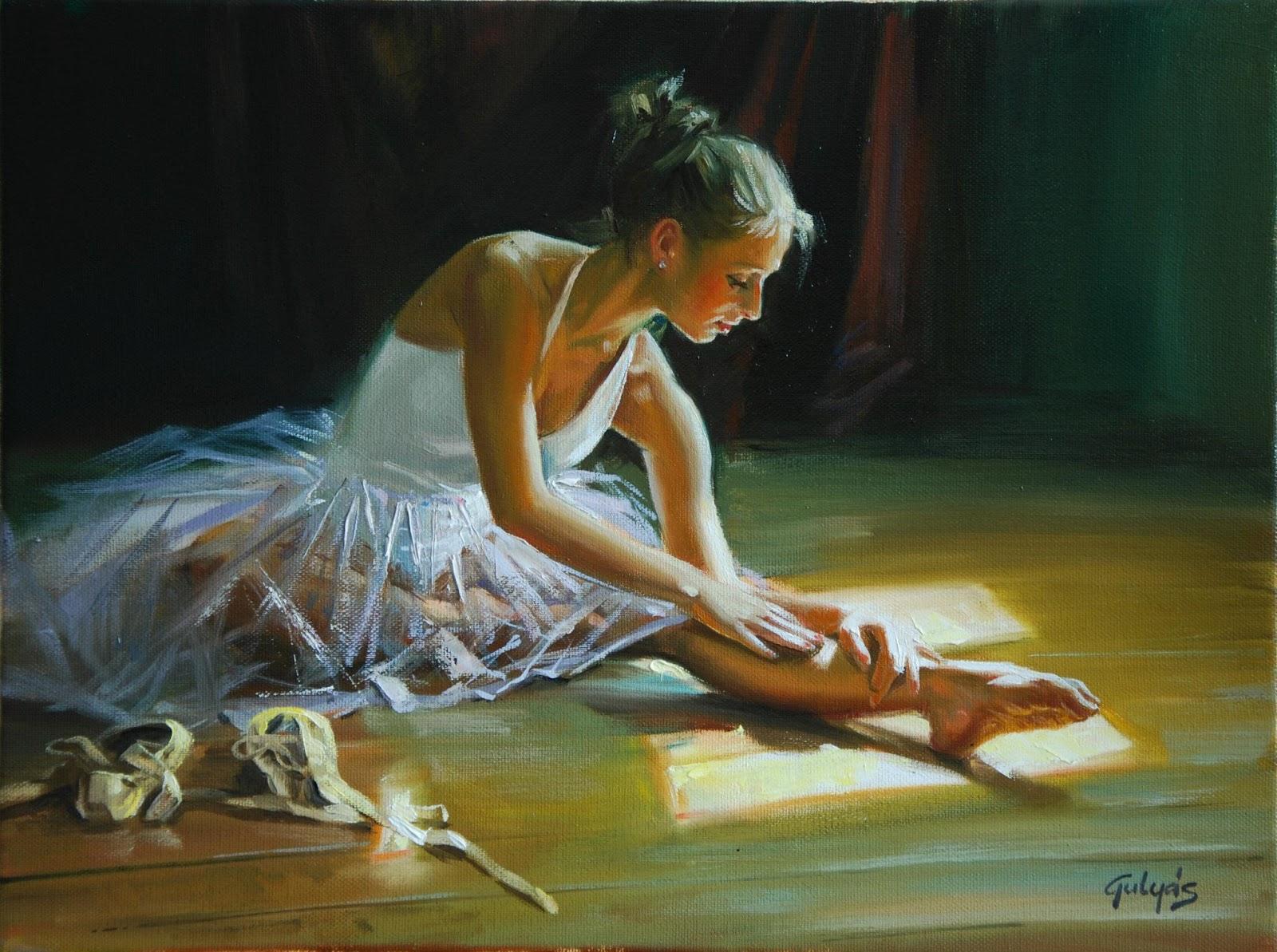 Laszlo  Gulyas  Tutt Art